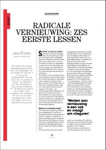 Afbeelding van 1e pagina artikel in tijdschrift