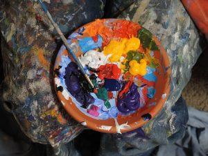 Verf, schilderen