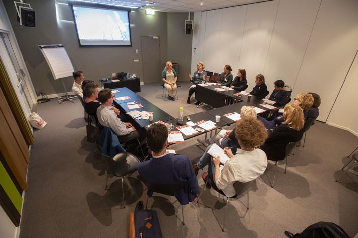 Workshop behandeldiensten landelijke inspiratiedag